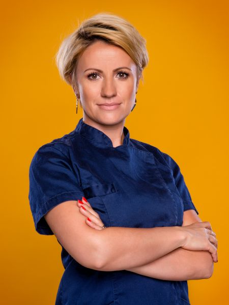 Edisa Halimovič - diplomirana medicinska sestra - direktor