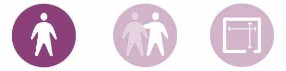 Prilagoditev bivalnega okolja (prednosti) - 1/3 (icons)