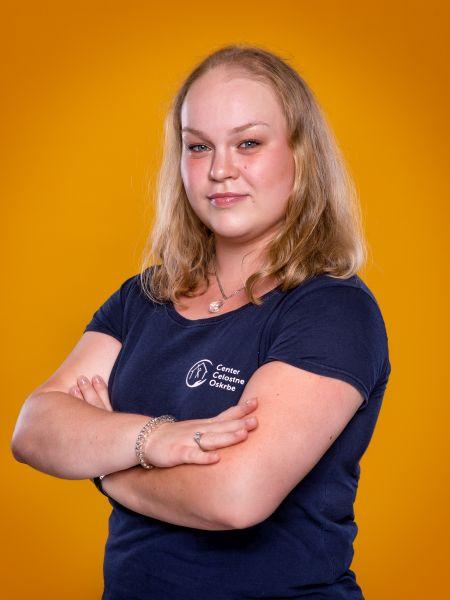 Ariana Jančar - medicinska sestra