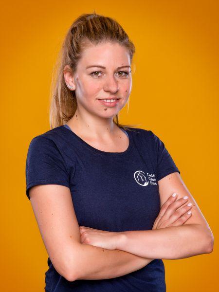 Maja Ilijanič - diplomirana fizioterapevtka